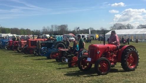 Tractors-arena